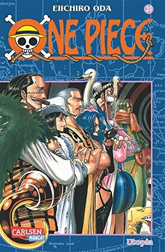 One Piece, Band 21  by  Eiichiro Oda