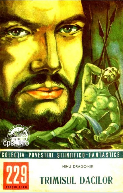 Trimisul dacilor (CPSF #229)  by  Mihu Dragomir