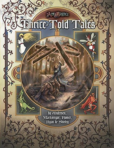 Ars Magica 5th Edition: Thrice-Told Tales  by  Christian Roesenkjaer Andersen