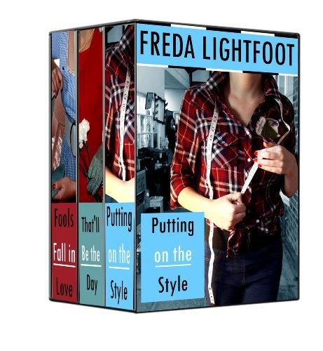 Champion Street Market Series Box Set 1 Freda Lightfoot