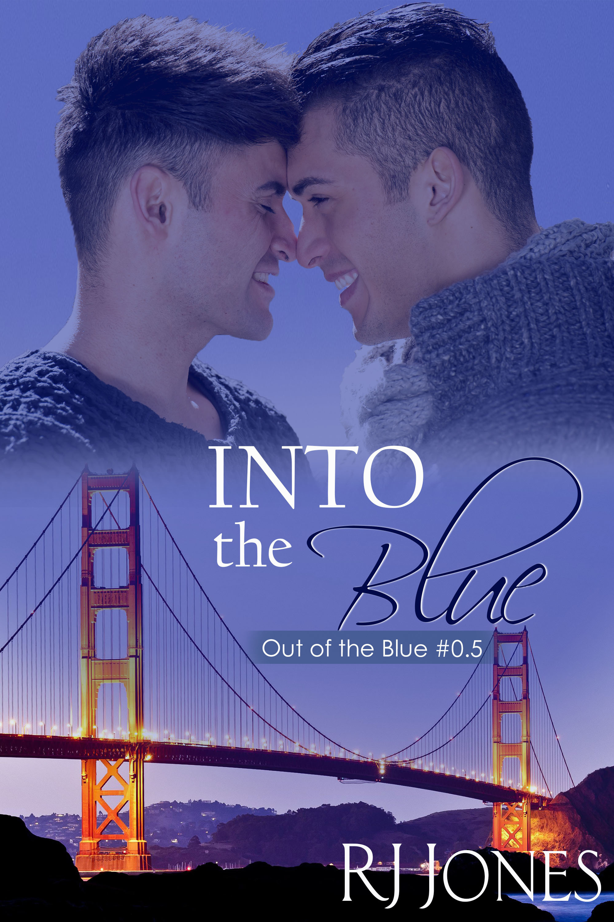 Into the Blue (Out of the Blue #0.5) R.J. Jones