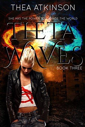 Theta Waves Book 3 (Episodes #7-9)  by  Thea Atkinson