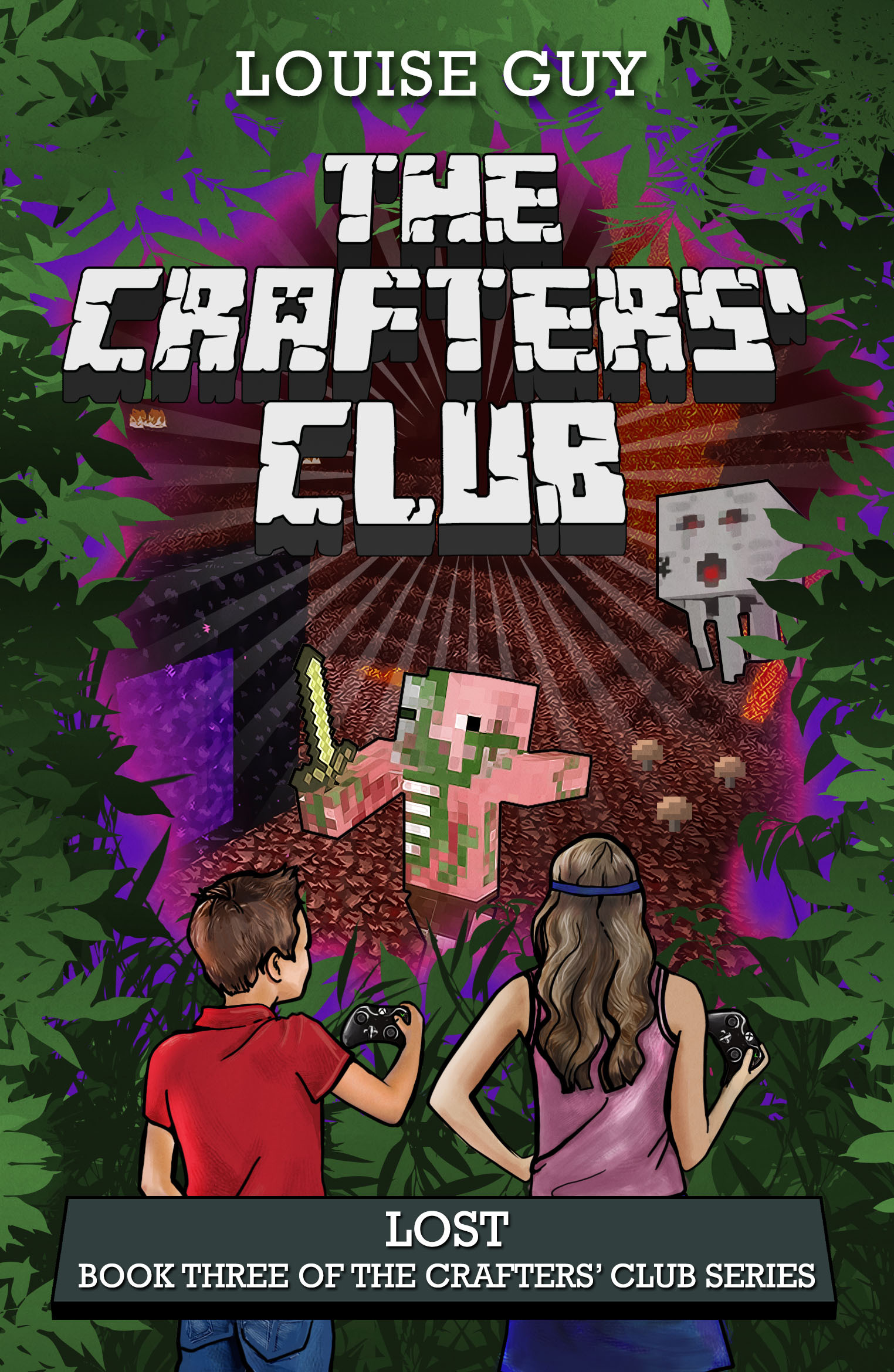 Lost (The Crafters Club, #3) Louise  Guy