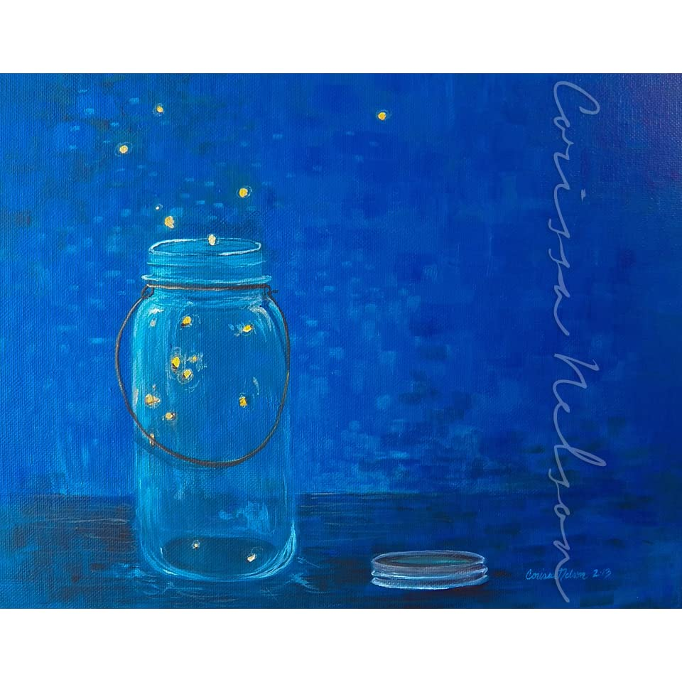 Endless Summer: What fun to have in the sun |Fireflies In A Jar Cover Photo