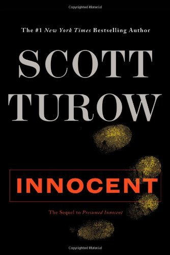 Innocent (Kindle County Legal Thriller, #8)  by  Scott Turow