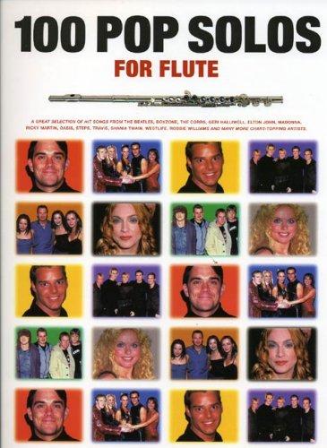 100 POP SOLOS FOR FLUTE FLT Various
