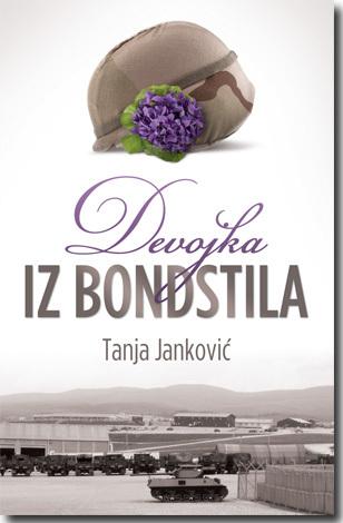 Devojka iz bondstila Tanja Janković