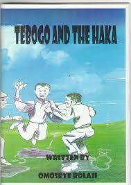 Tebogo and the Haka  by  Omoseye Bolaji