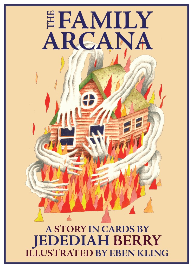 The Family Arcana  by  Jedediah Berry