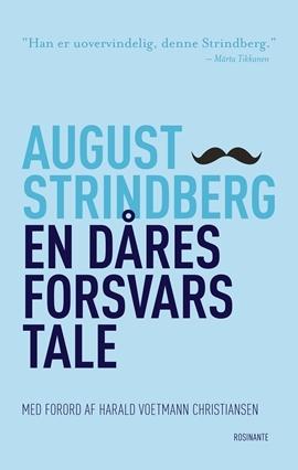 En dåres forsvarstale  by  August Strindberg