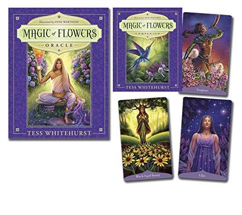 Magic of Flowers Oracle Tess Whitehurst