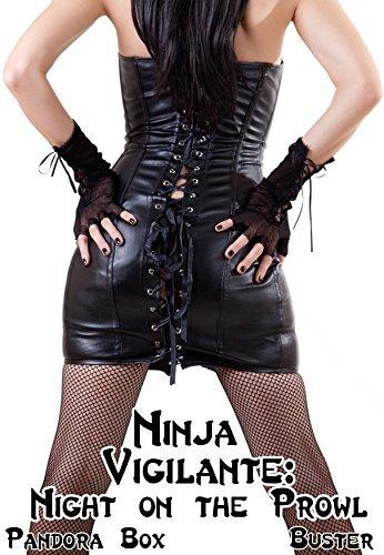 Ninja Vigilante: Night on the Prowl  by  Pandora Box