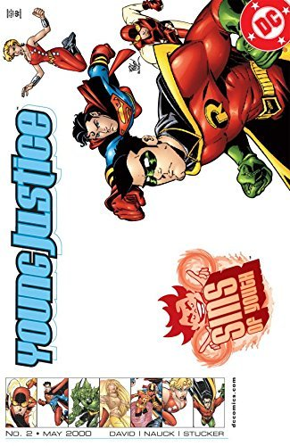 Young Justice: Sins of Youth #2 (of 2) Peter David