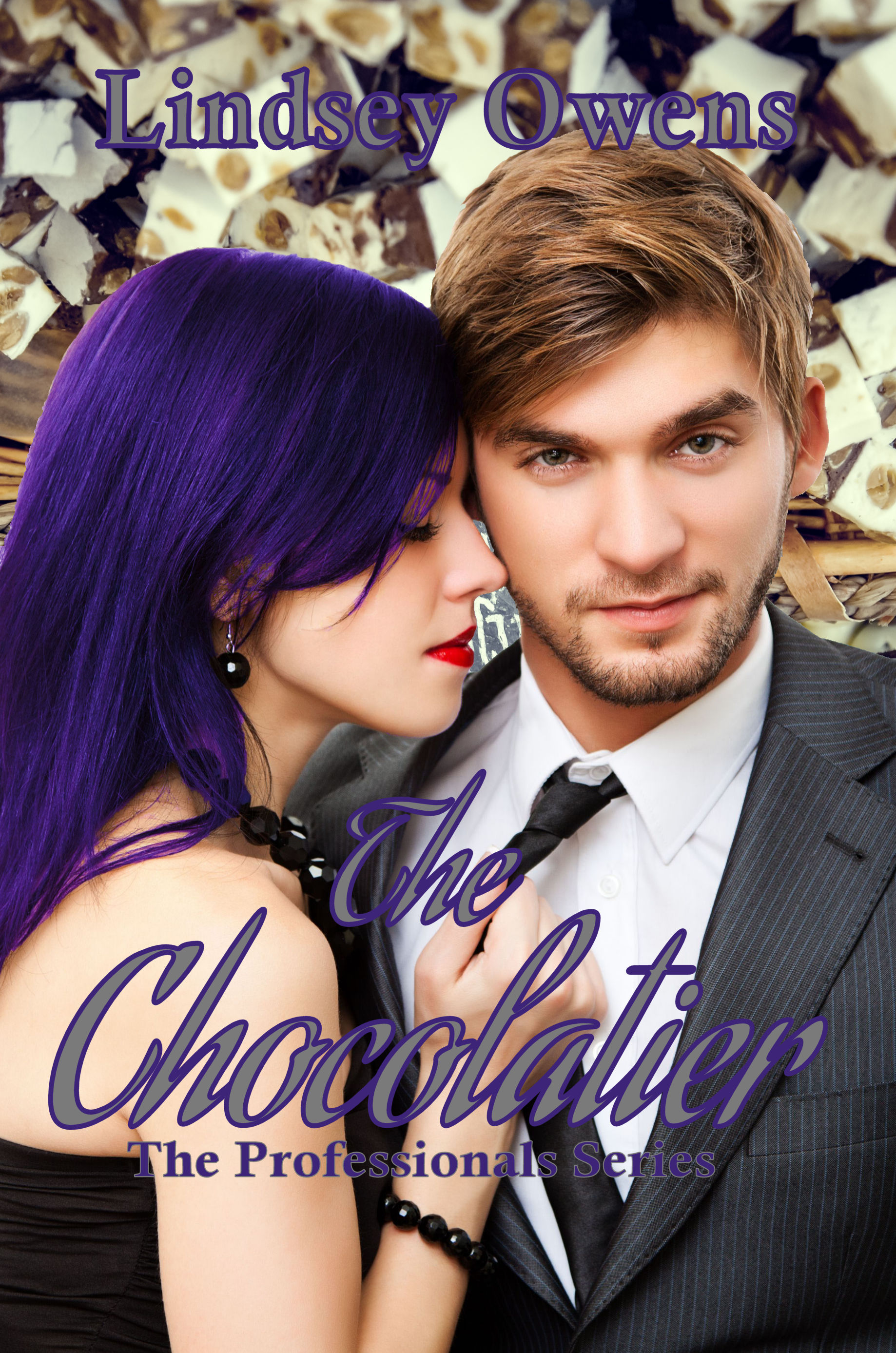 The Chocolatier (The Professionals, #1) Lindsey Owens