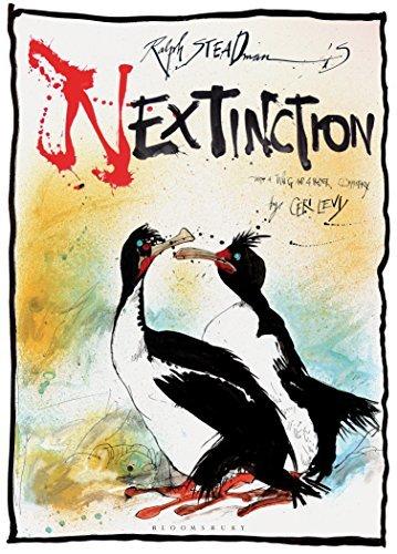 Nextinction  by  Ralph Steadman