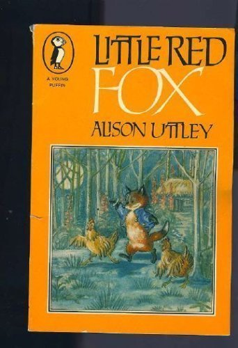 Little Red Fox Stories Alison Uttley