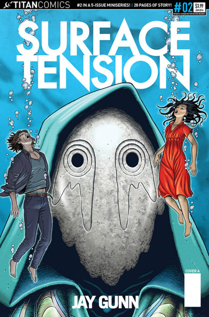 Surface Tension #2  by  Jay Gunn