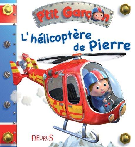 Lhélicoptère de Pierre Émilie Beaumont