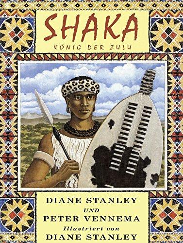 Shaku KÖNIG DER ZULUU  by  Diane Stanley
