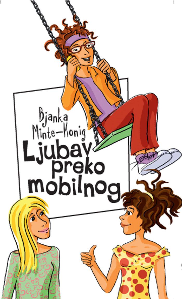 Ljubav preko mobilnog Bianka Minte-König