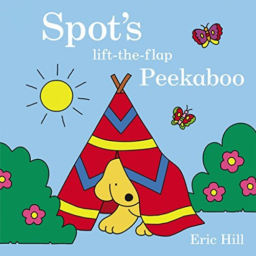 Spots Peekaboo Eric Hill