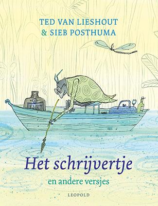 Het schrijvertje  by  Ted van Lieshout