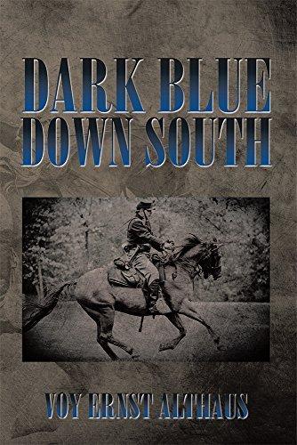Dark Blue Down South  by  Voy Ernst Althaus