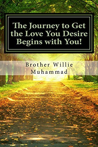 The Journey to Get the Love You Desire Begins with You! Willie Muhammad