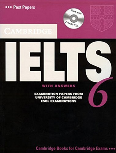 Cambridge IELTS 6 - with answers Cambridge