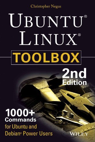 Ubuntu Linux Toolbox: 1000 + Commands for Power Users  by  Christopher Negus