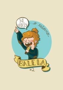 Baleia #2 - o retorno (Baleia #2)  by  Rebeca Prado