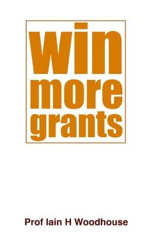Win More Grants Iain Woodhouse