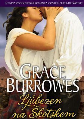 Ljubezen na Škotskem (MacGregors, #2)  by  Grace Burrowes