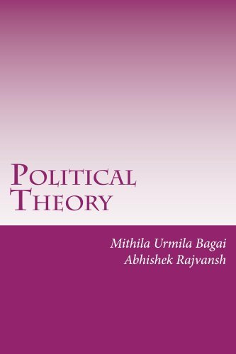 Political Theory: Political Theory Reference Book Political Science Class 11th Mithila Urmila Bagai