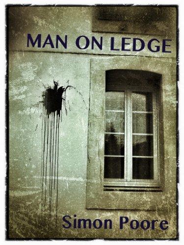 Man on Ledge  by  Simon Poore