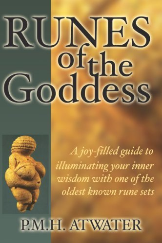 The Goddess Rune Kit  by  P.M.H. Atwater
