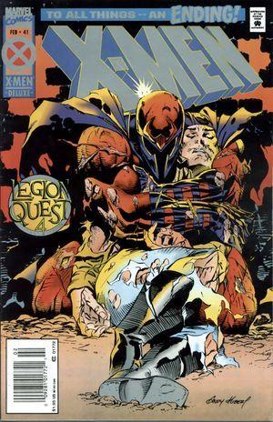 X-Men Vol. 2 #41  by  Fabian Nicieza