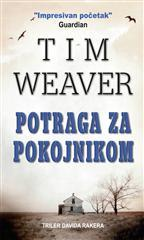 Potraga za pokojnikom (David Raker, #1)  by  Tim Weaver