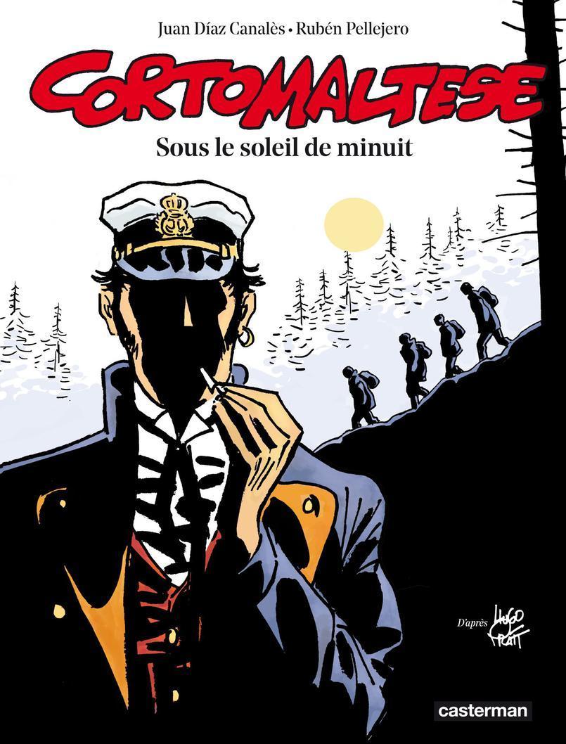 Sous le soleil de minuit (Corto Maltese, #13) Juan Díaz Canales