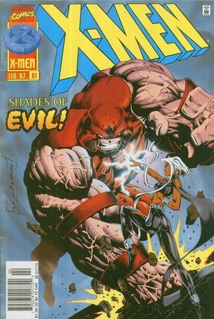 X-Men Vol. 2 #61 Scott Lobdell