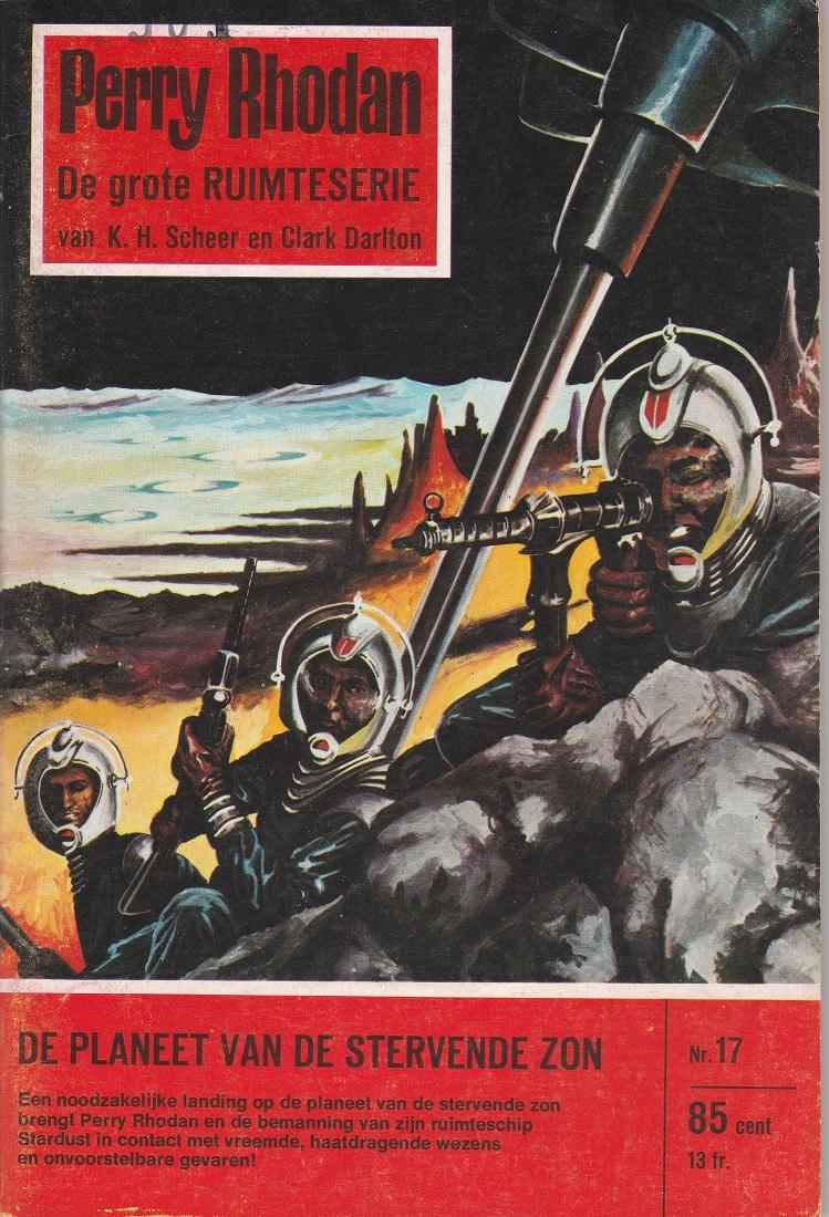De planeet van de stervende zon (Perry Rhodan NL, #17) Kurt Mahr