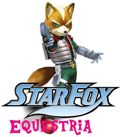 Star Fox Equestria  by  Pronche