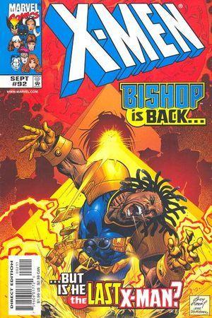 X-Men Vol. 2 #92 Alan Davis