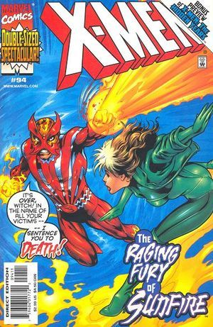 X-Men Vol. 2 #94 Alan Davis