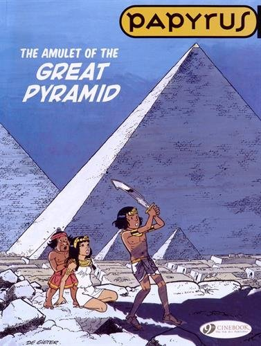 The Amulet of the Great Pyramid Lucien De Gieter