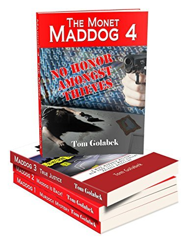 Maddog Box Set Holiday Special: 4 great books in the series for at low price. Very limited Holiday Offer. (Private Investigators Series Book 1)  by  Tom Golabek