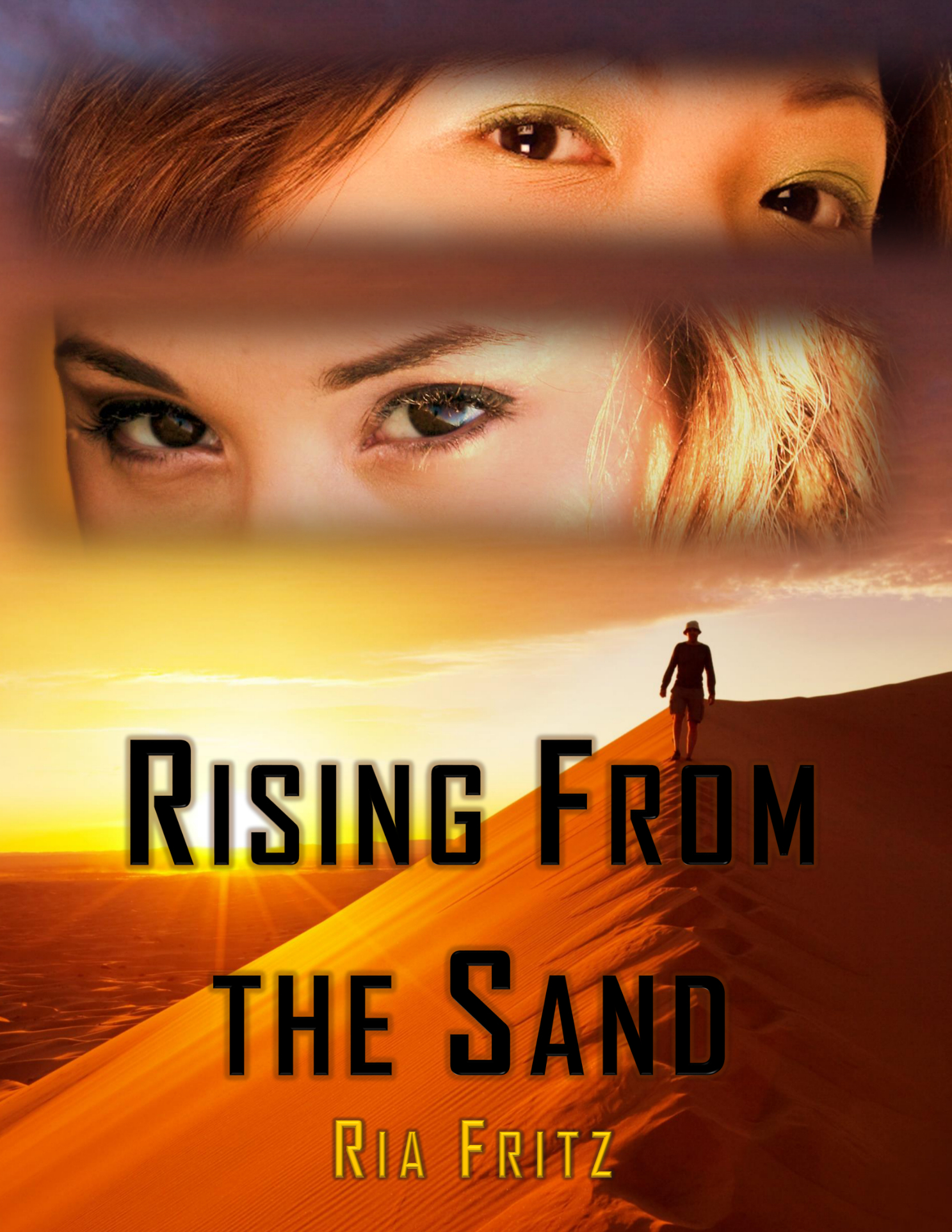 Rising From the Sand  by  Ria Fritz