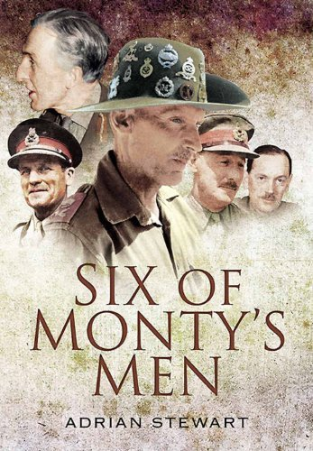 Six of Monty's Men Adrian Stewart