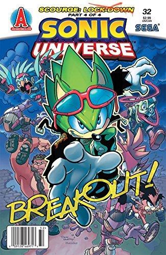 Sonic Universe #32 Ian Flynn