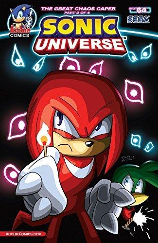 Sonic Universe #64 Ian Flynn